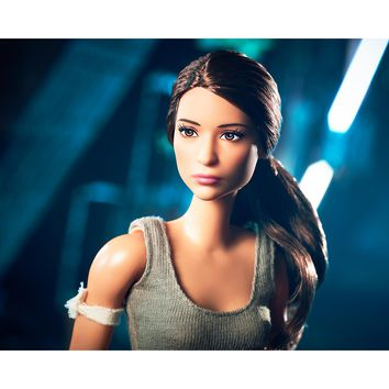 Mattel® Barbie® Tomb Raider® Lara Croft Doll in Film-Inspired Look