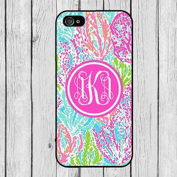 iPhone 6 Case Lilly Pulitzer iPhone Case iPhone 6 Plus Case Lilly Pulitzer Personalized iPhone 5 Case iPhone 5s Case iPhone 5c Samsung S4 S5