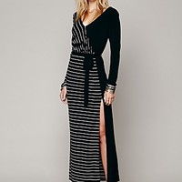 Free People FP New Romantics Referee Maxi Dress