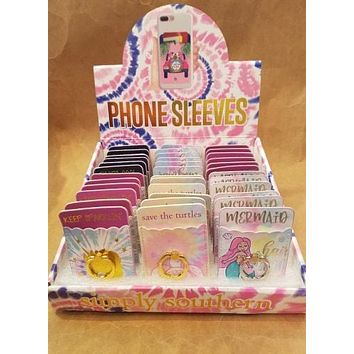 Phone Sleeve ID Holder for Cell Phones - Magical Spring 2019 - Simply Southern