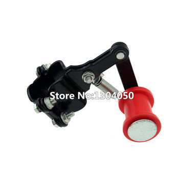 Free Shipping Motorcycle Chain Tensioner Guide Belt Tensioner Motocross Dirt Pit Bike ATV Chainsaw Black Fancy NEW