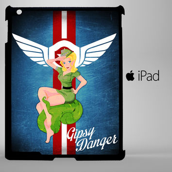 Gipsy Danger Sexy A0362 iPad 2, iPad 3, iPad 4, iPad Mini and iPad Air Cases - iPad