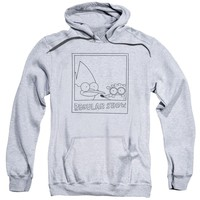 Regular Show - Poloroid Adult Pull Over Hoodie Officially Licensed Apparel