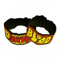 Blood on the Dance Floor Official Store | Comic Bubble Rubber Bracelet