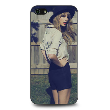 Taylor Swift Red Photoshoot iPhone 5 | 5S Case