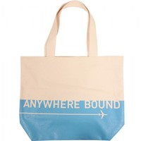 Flight 001 |  F1 ANYWHERE BOUND TOTE - Bags - All Products