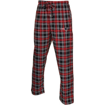 New England Patriots Countdown Knit Pants - Navy Blue/Red