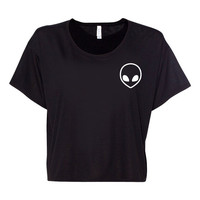 Gia Alien Top - Black
