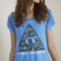 Loonies on the Path Pink Floyd Graphic Tee