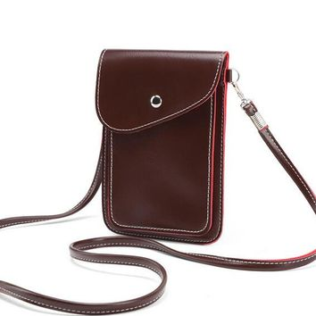 retro cell phone cross body bag handbag gift  number 1