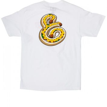 Expedition Ex Hot Dog T-Shirt - White
