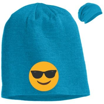 Sunglasses Emoji DT618 District Slouch Beanie