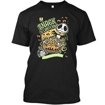 SNACK O'LANTERNS - HALLOWEEN T SHIRT