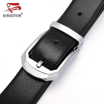 First Layer Cowhide Belt Military Tactics Strap For Men Genuine Leather Belts Casual Business