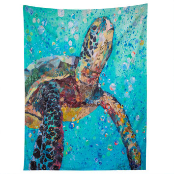 Elizabeth St Hilaire Nelson Water Baby Tapestry