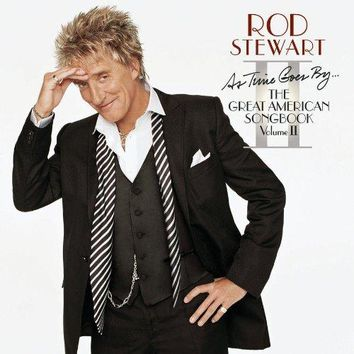 Rod Stewart | As Time Goes By The Great American Songbook: Volume II