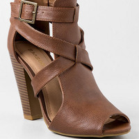 Smash Heeled Sandal