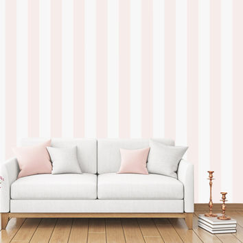 Stripe Wallpaper- Removable Wallpaper-Self Adhesive Wallpaper-Removable-Wall Stickers-Striped Wallpaper-Stripes-Adhesive Wallpaper