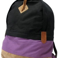 Carrot M-73191 Tri-blend Canvas Backpack