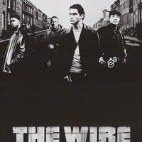 The Wire TV Show Cast Poster 24x36