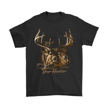 ONETOW Deer Hunter Trophies Hide In Silence Shirts