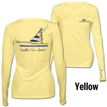 57 Sportfisher Ladies Performance Gear