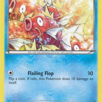 Pokemon - Magikarp (30/113) - Legendary Treasures