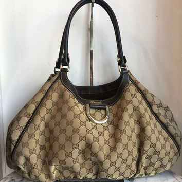 Gucci 'D-Ring Hobo' Bag