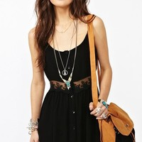 Field Day Dress - Black in What's New at Nasty Gal