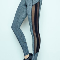 MARLED MESH STRIPED ENERGY LEGGING - PROMO 60% OFF