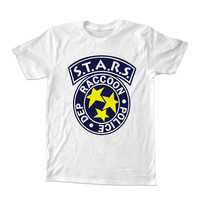 stars front logo For T-Shirt Unisex Adults size S-2XL
