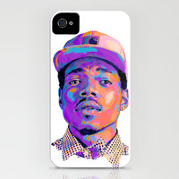 CHANCE THE RAPPER : NEXTGEN RAPPERS V2 iPhone & iPod Case by Mergedvisible