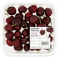 Cherries essential Waitrose