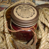 Grandpa's Pipe (Pipe Tobacco) - 8 oz Western Cowboy Candle