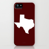 Texas  iPhone Case by daniellebourland | Society6