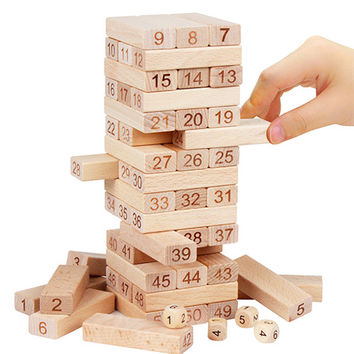Classic Wooden Blocks Game