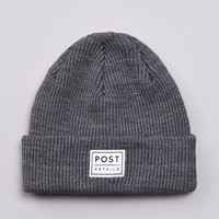 Flatspot - Post Classic Beanie Warm Grey