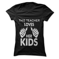 This Teacher Love Her Kid