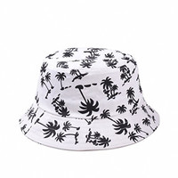 Unisex Bucket Hat Boonie Hunting Fishing Outdoor Cap Women's Men's Summer Sun Hats (white)