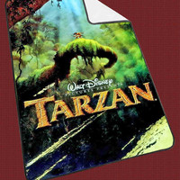 """Walt Disney Tarzan Kids Blanket Game Blanket All Character Popular Game, Cute and Awesome Blanket for your bedding, Blanket fleece """"NP"""""""
