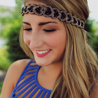 Midnight Melody Headband
