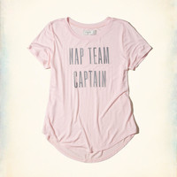 Girls Printed Graphic Tee | Girls Tops | HollisterCo.com