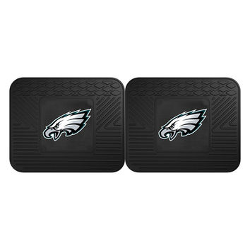Philadelphia Eagles NFL Utility Mat (14x17)(2 Pack)
