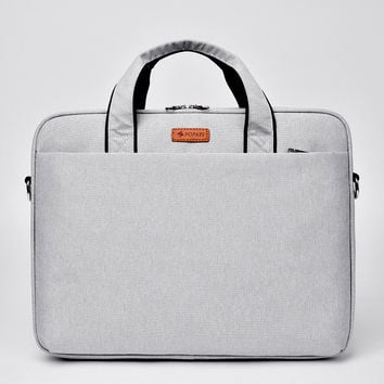 Notebook bag 15.6 15 14 13.3 inch Waterproof shoulder men and women computer bag 2016 new Fashion handbag Messenger Laptop bag