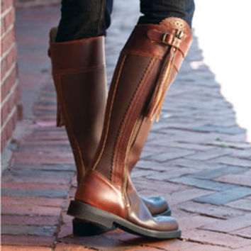 Cordoba Andalusian Riding Boot - Shoes from SmartPak Equine