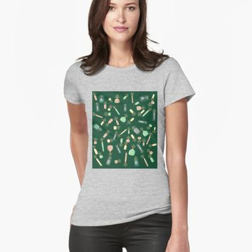 'Candles' T-shirt by VibrantVibe