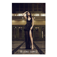 Selena Gomez Official Store | Black Dress Poster
