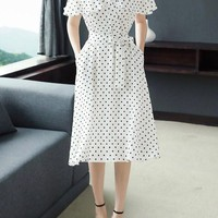 Gucci  Dior/ Women's Skirt Summer Suit Dress Leisure clothes Women's Summer Valentino dres Skirt