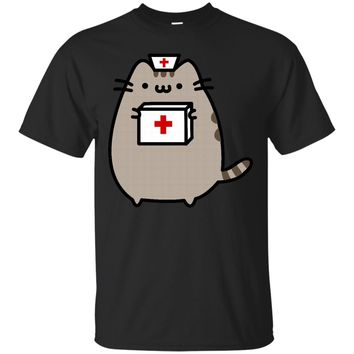 Nurse Pusheen to the rescue