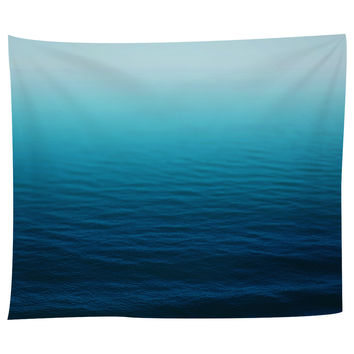 Deep Blue Tapestry